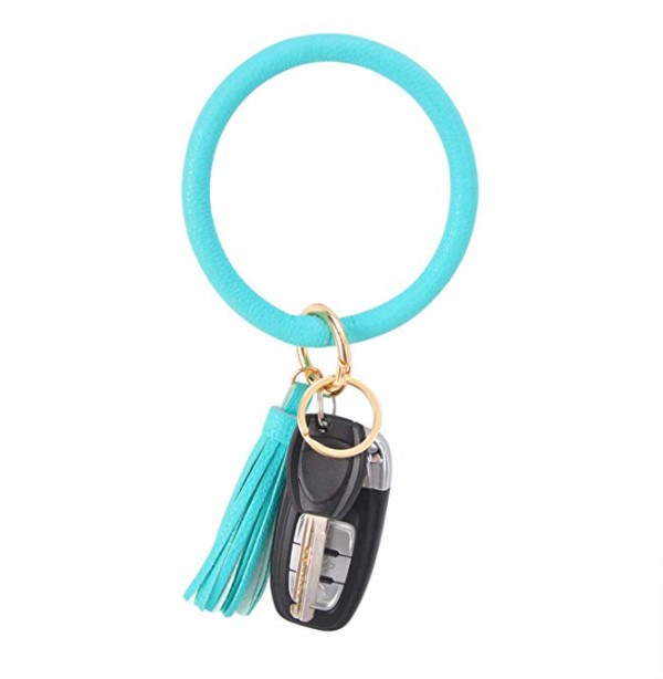 Wristlet Bangle Key Chain
